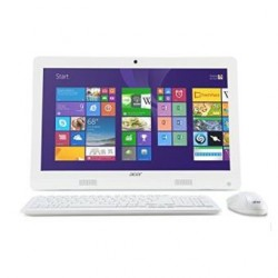 "All-In-One Acer Qcore/4Go/500Go/19.5"" Blanc"