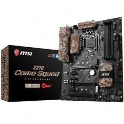 Carte Mère MSI Z270 CAMO SQUAD DDR4 1151