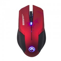 SOURIS LED SCORPION MA-M205 RD