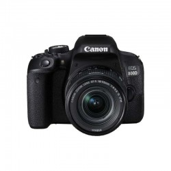 Canon EOS 800D 24.2 MP + 18-55 IS