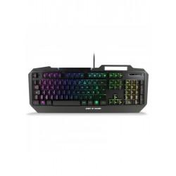 Clavier Spirit of Gamer Elite-K40 semi-mécanique rétroéclairage RGB