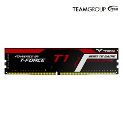 MEMOIRE DDR4 04GB 2400MHZ kit of 1 TEAM GROUP T-FORCE CL15 T1