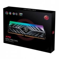 ADATA DDR4 8GB 3200 MHZ CL16 XPG SPECTRIX D41 RED RGB