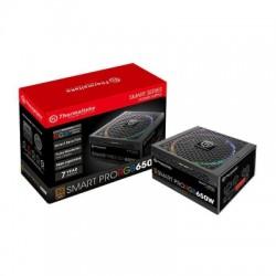 THERMALTAKE SMART PRO FULLY MODULAR 650W 80 PLUS BRONZE RGB